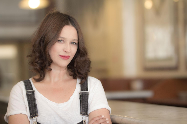 Charlotte Wilde restauranteur headshot