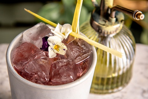 We've got a first look at The Ivy in the Park's cocktail selection