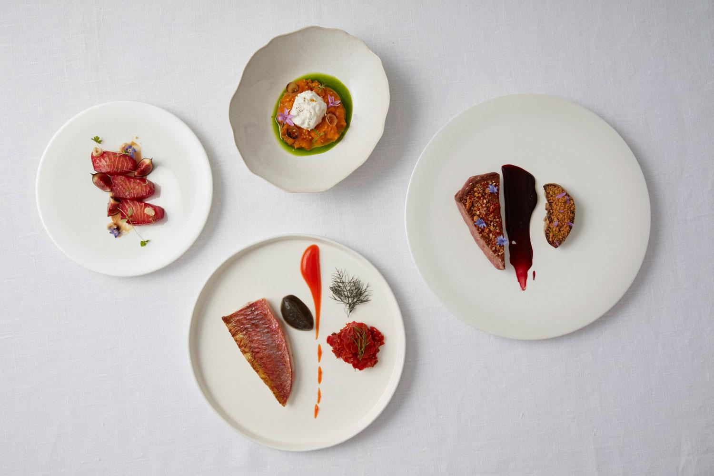 Xier Food spread