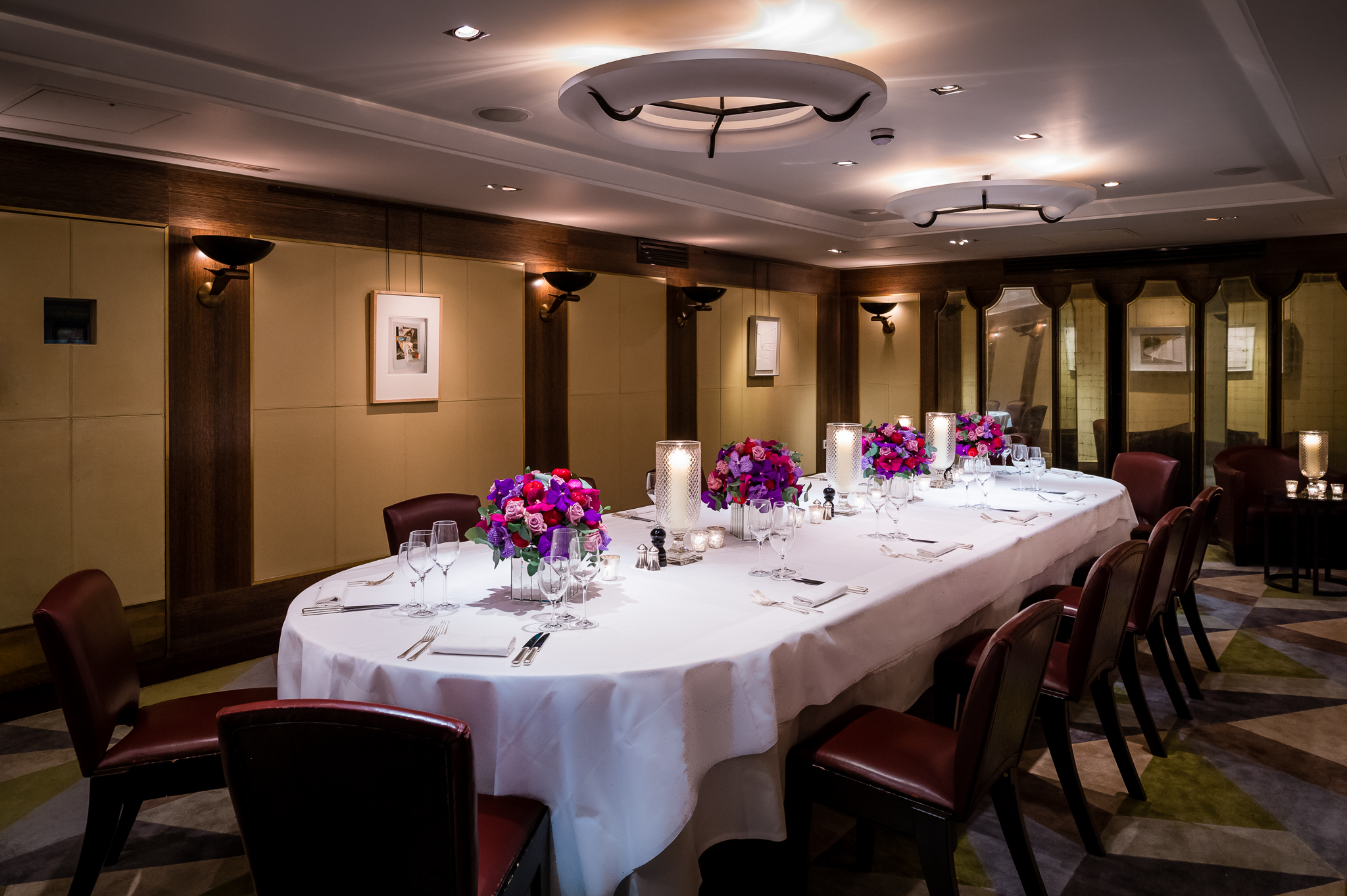 Scott's The Private Room - dining