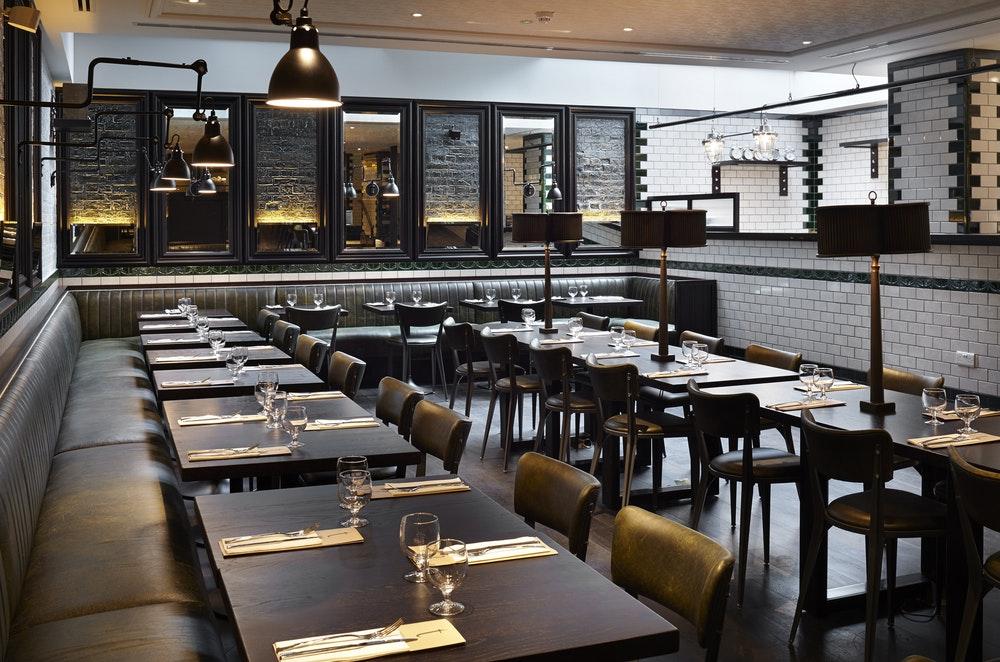 Tredwells - restaurant