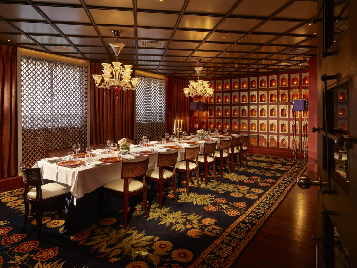 Eight of the best private dining rooms in Mayfair and St James's