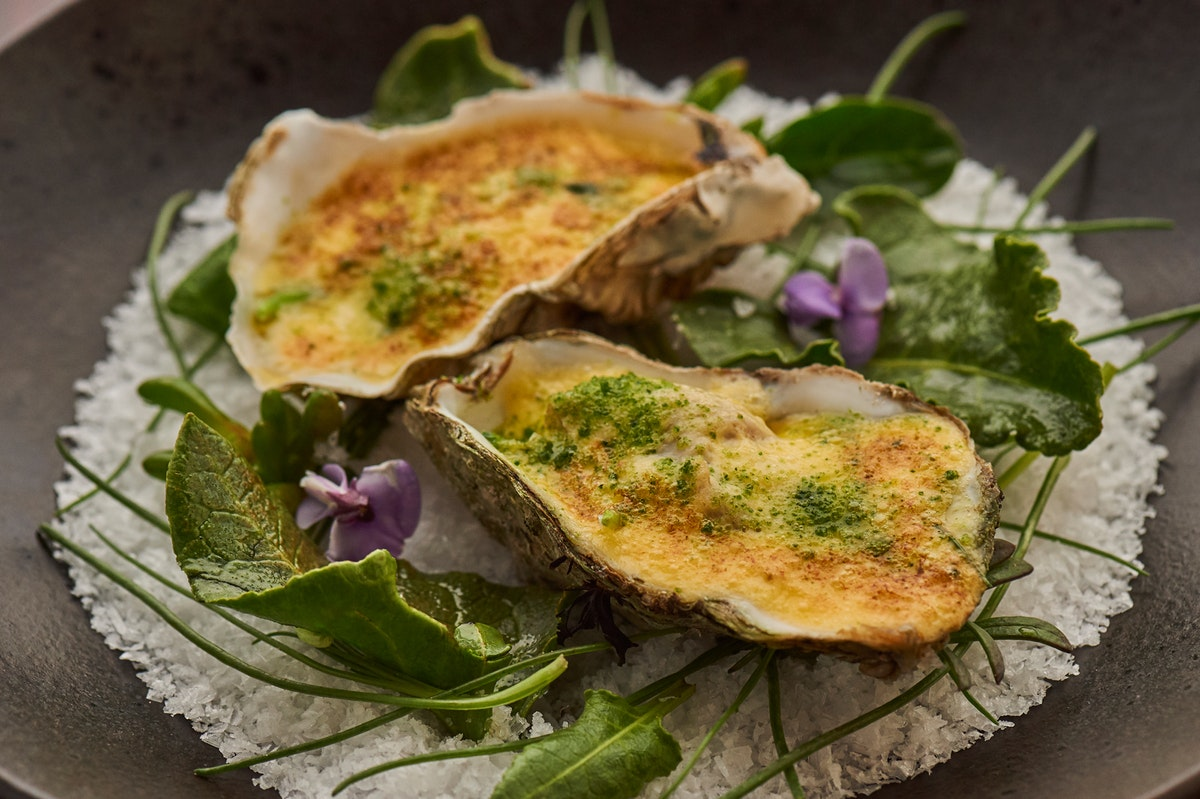 London's best restaurants for eating oysters