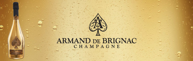Armand de Brignac strip image promotion