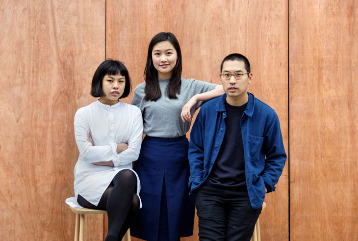 Bao founders Erchen Chang Shing Tat Wai Ting Chung steamed buns Soho Taiwan Taiwanese London