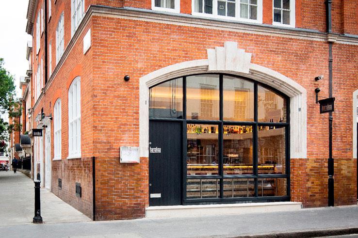 Barrafina Drury Lane restaurant London tapas
