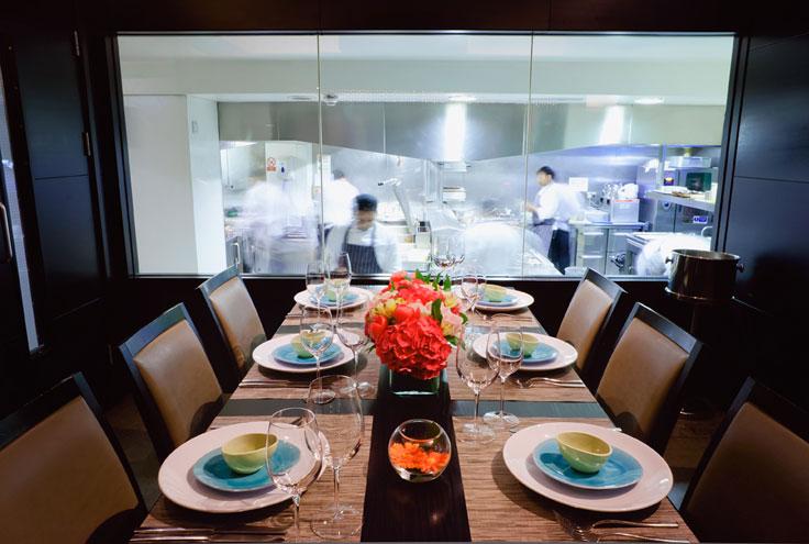 Benares Chef's Table
