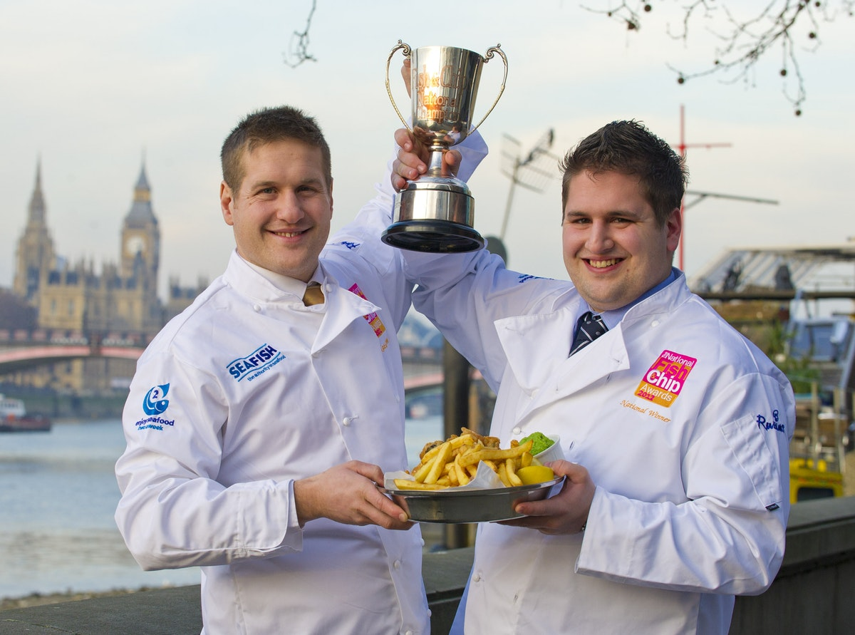 Seniors wins best chip-shop crown