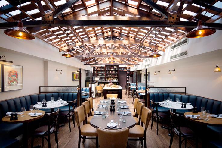 Cafe Murano Tavistock Street Angela Hartnett restaurant London
