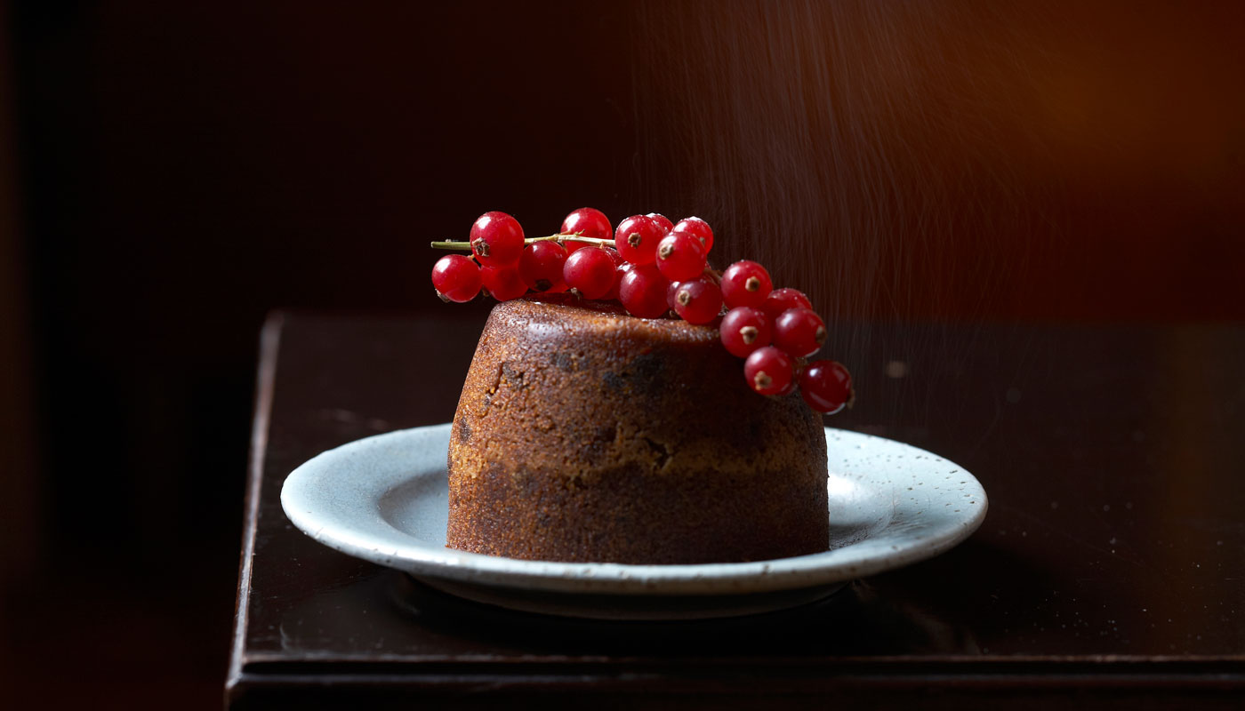 Cinnamon Club Christmas Pudding