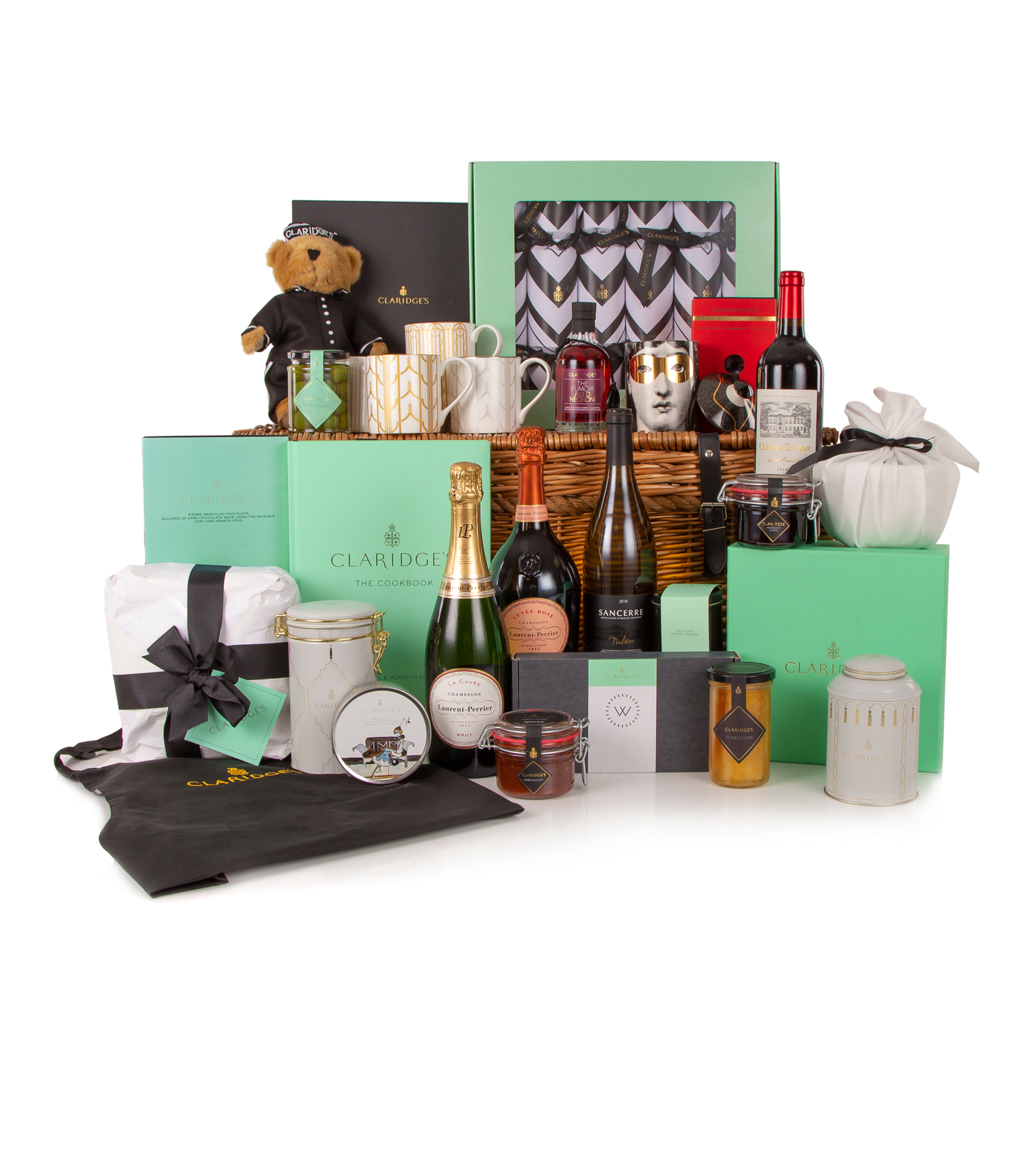 Claridges hamper