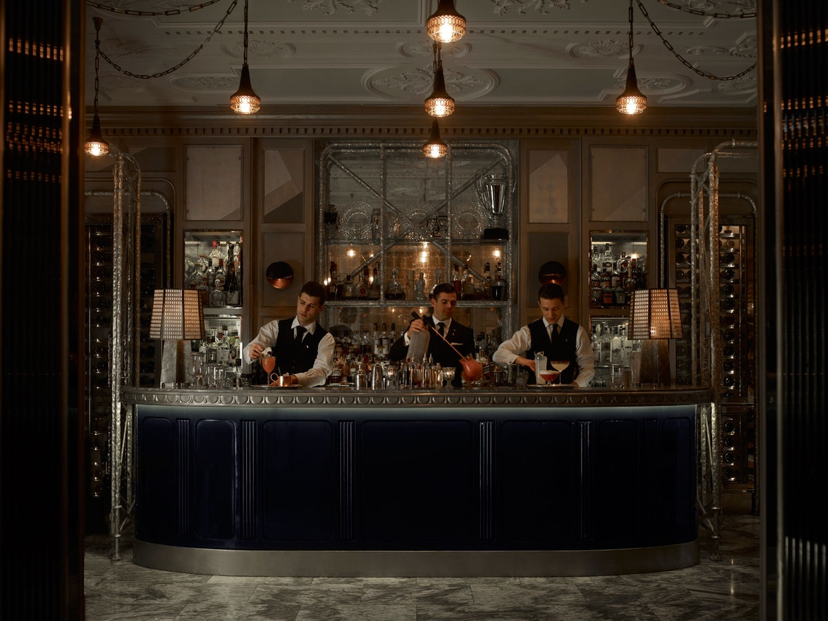 London's best bars for celebrations, part one