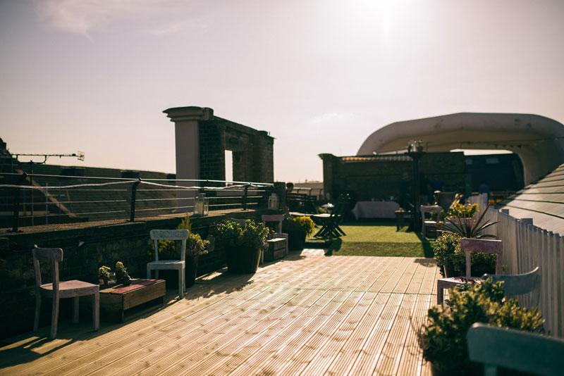 Dalston Roof Garden