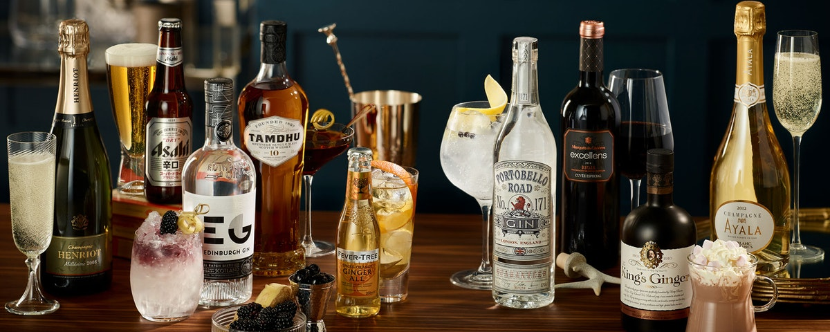 The best cocktails and drinks to have at home this Christmas