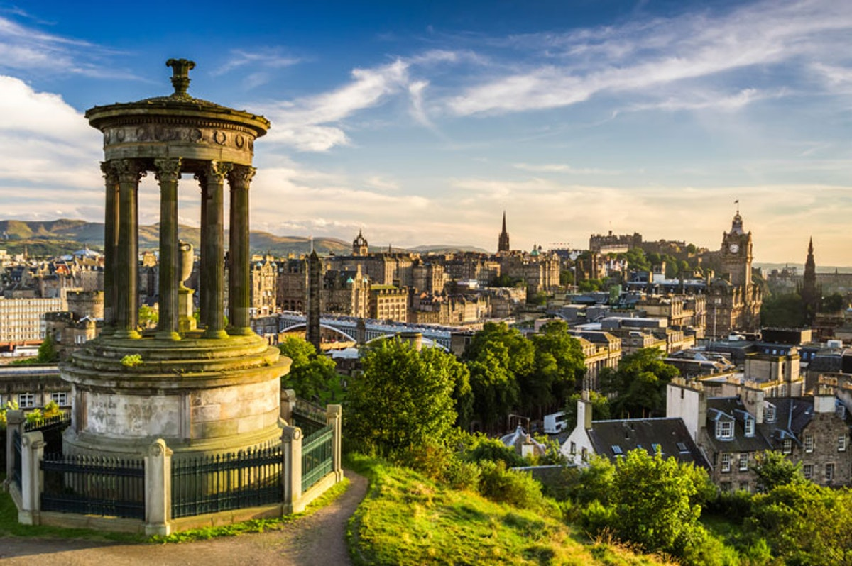 Foodie guide to Edinburgh Fringe