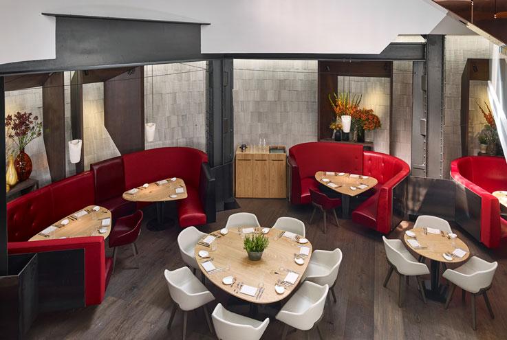 Eneko at One Aldwych London Spanish restaurant