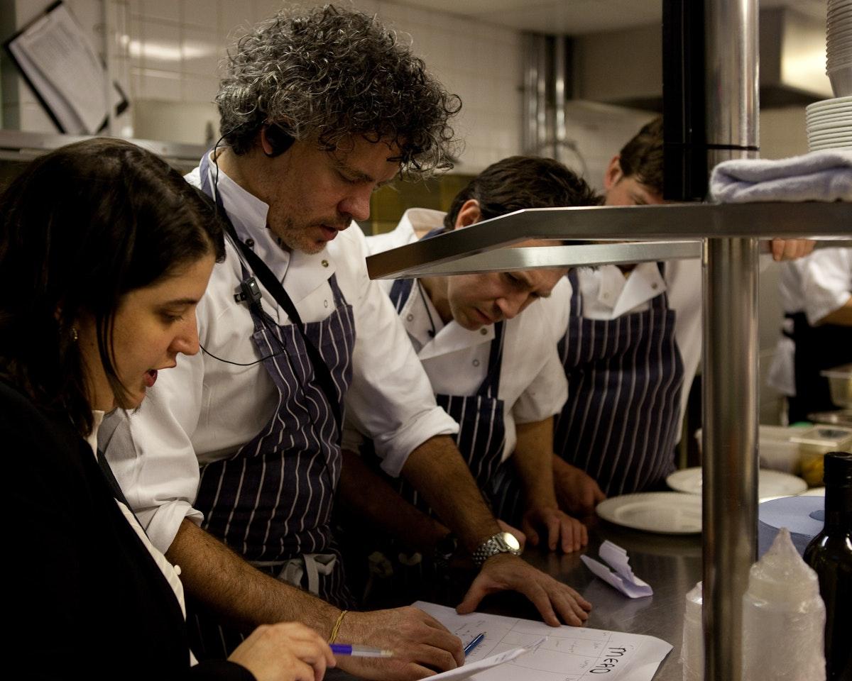Twenty Michelin-starred chefs cook charity dinner for the highest bidder