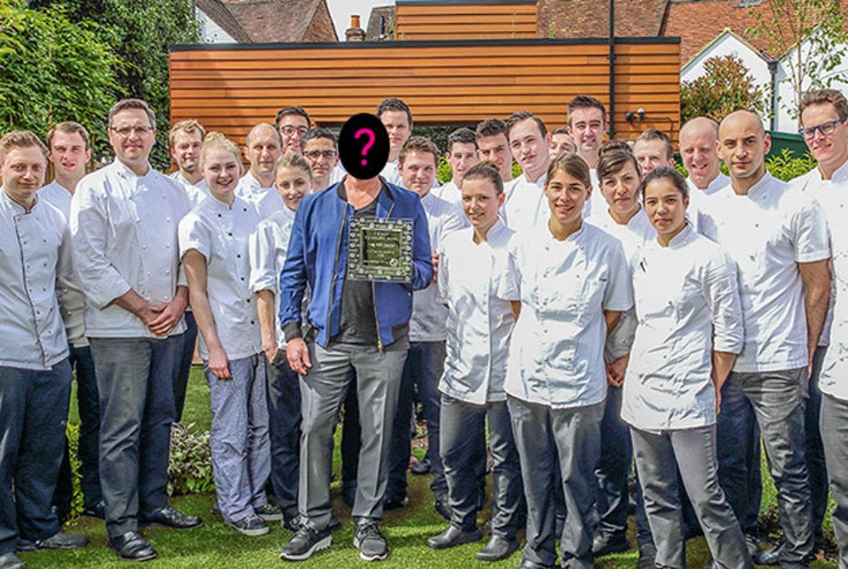 UK Top 100 Restaurants 2016