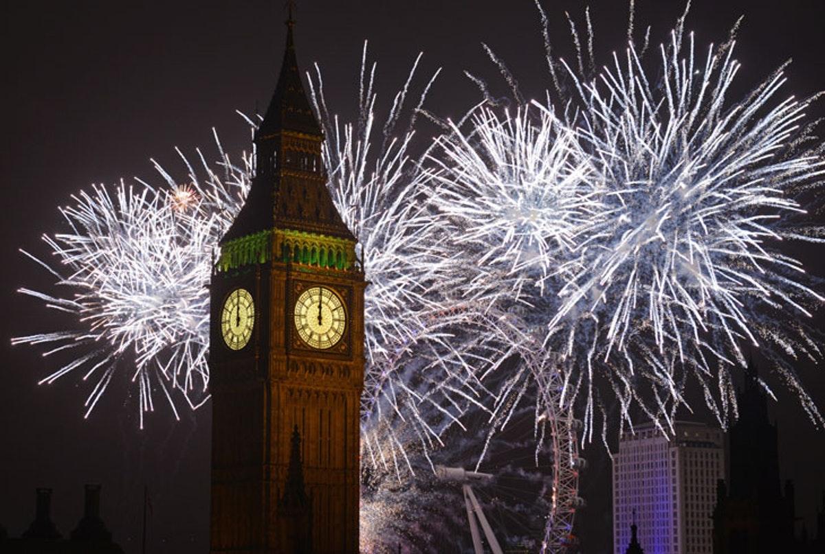 London's Best Restaurants Open on New Year's Eve