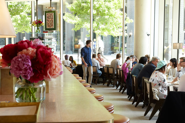 Granger and Co. King's Cross Restaurant London