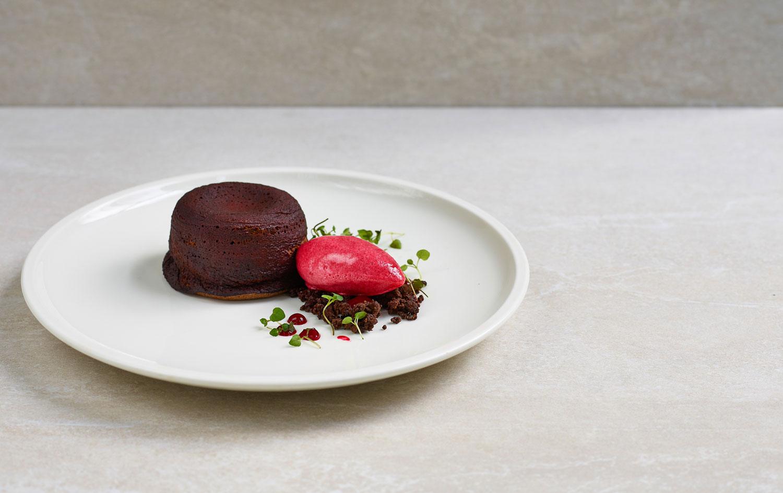 World chocolate day dessert