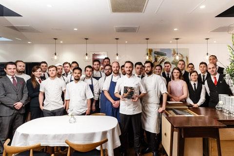 London's Hot 100 Restaurants 2018