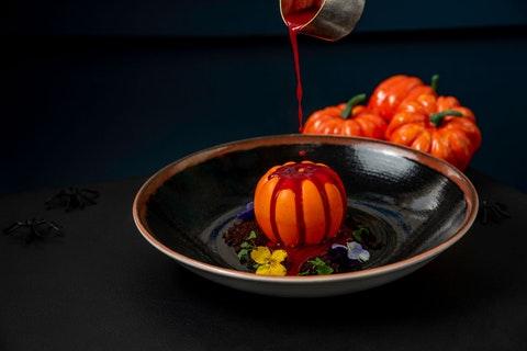 Spooktacular Halloween dining experiences in London