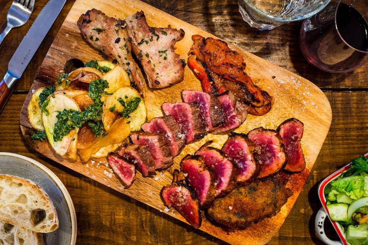 Lobos Meat & Tapas Bar London Borough tapas restaurant