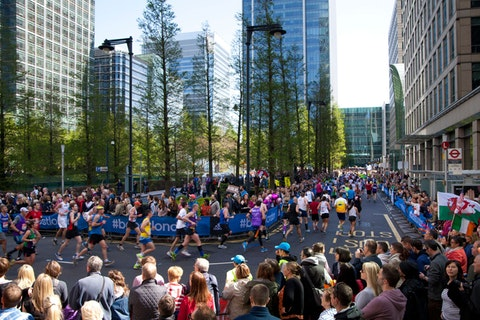 The best freebies for London Marathon runners