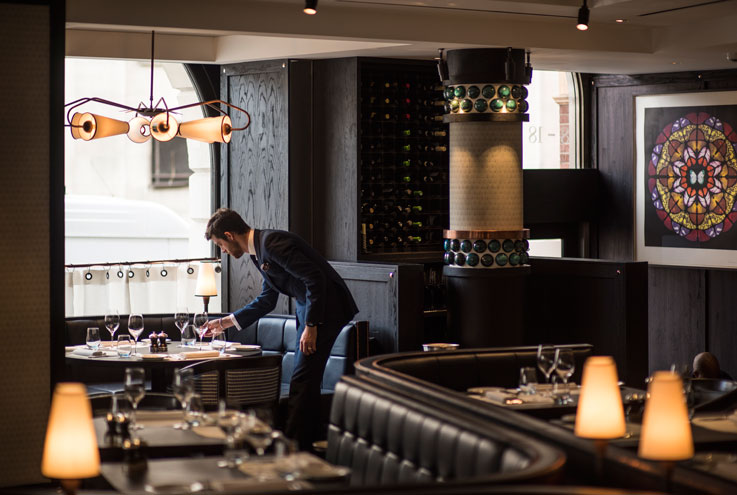 Margot Covent Garden London restaurant