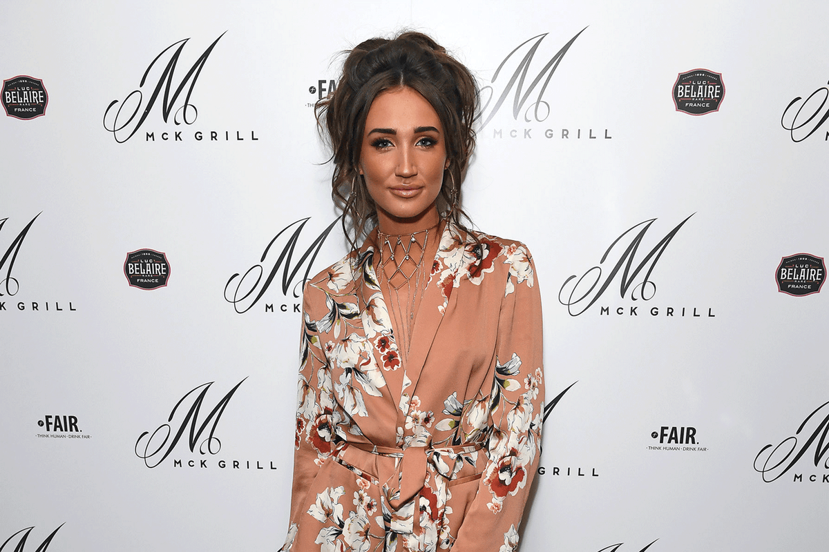 Two minutes with Megan McKenna