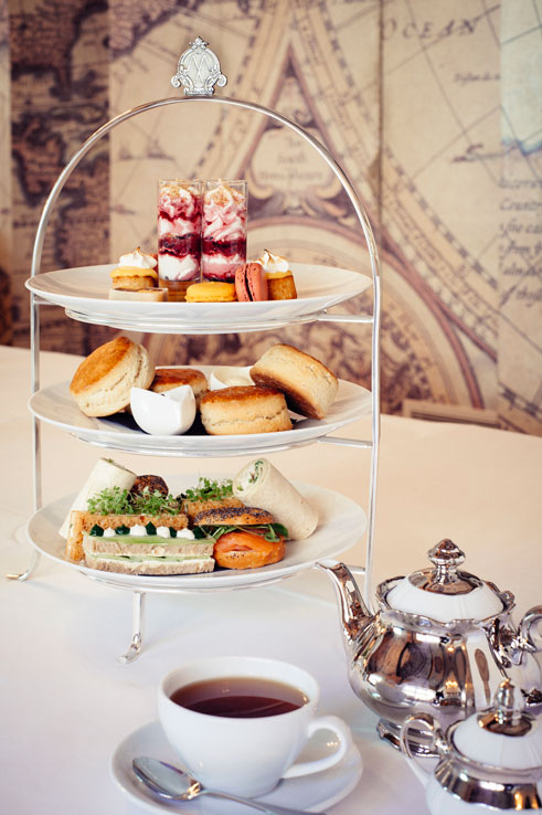Afternoon Tea Week London restaurants 2015