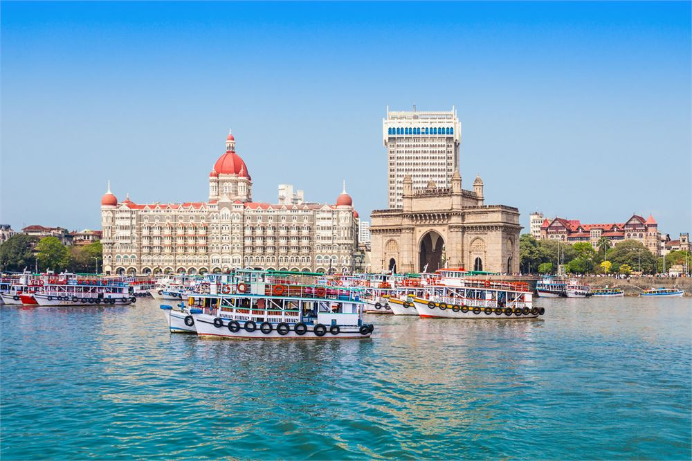 48 Hours in Mumbai