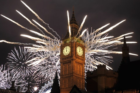 Where to eat, drink and party this New Year's Eve in London