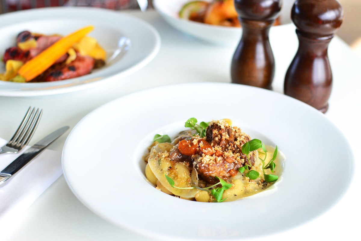 Where to eat truffle in London this autumn