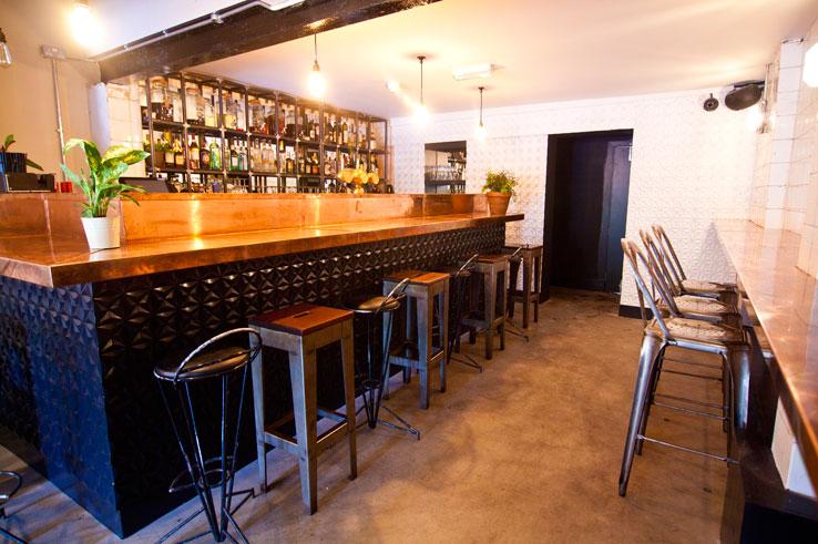 Pamela Bar East london
