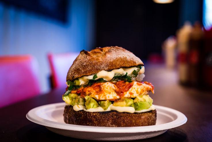 Patty & Bun London burger chain restaurants bars