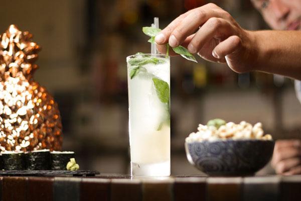 POND pop up cocktail bar london