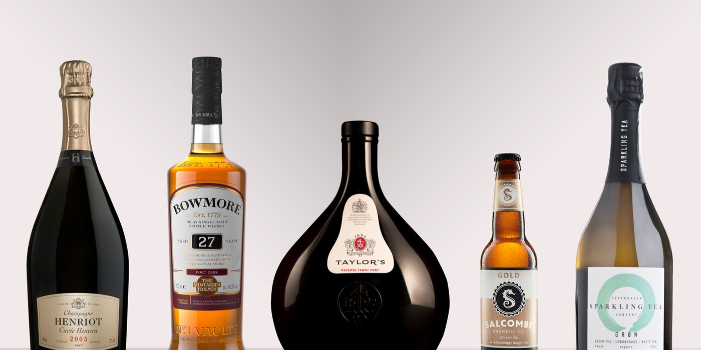what we're drinking this month: October 2018