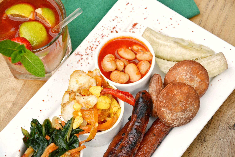 London restaurants bars food drink
