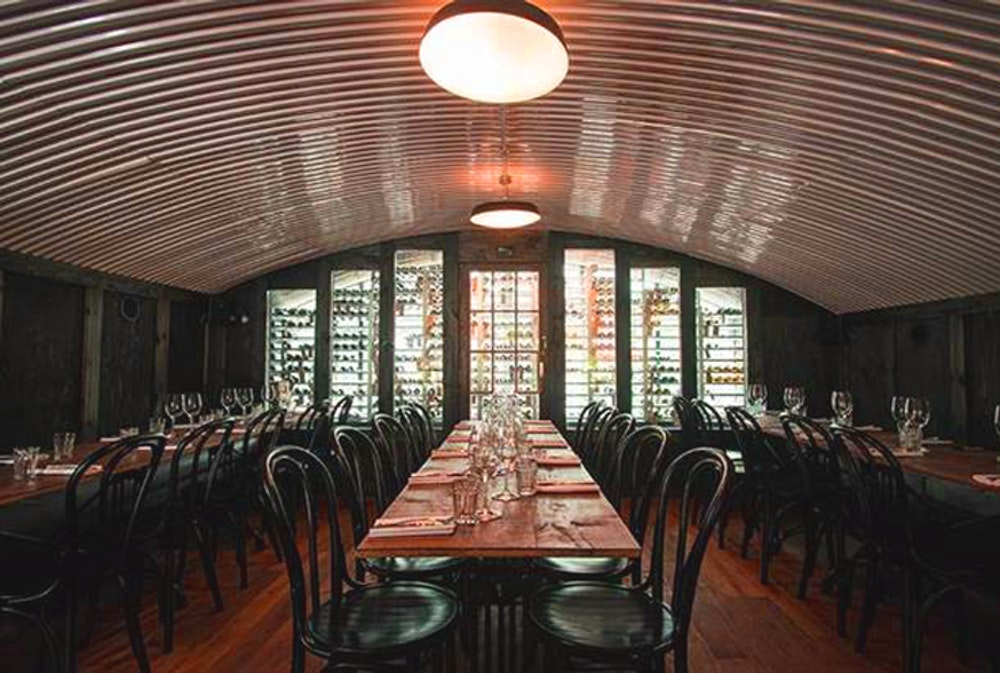Sager + Wilde Private Dining Room