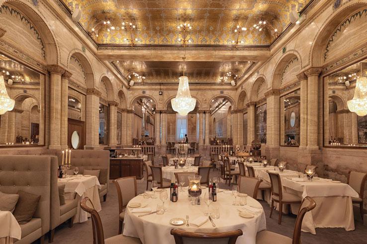 Savini at Criterion London restaurant Soho