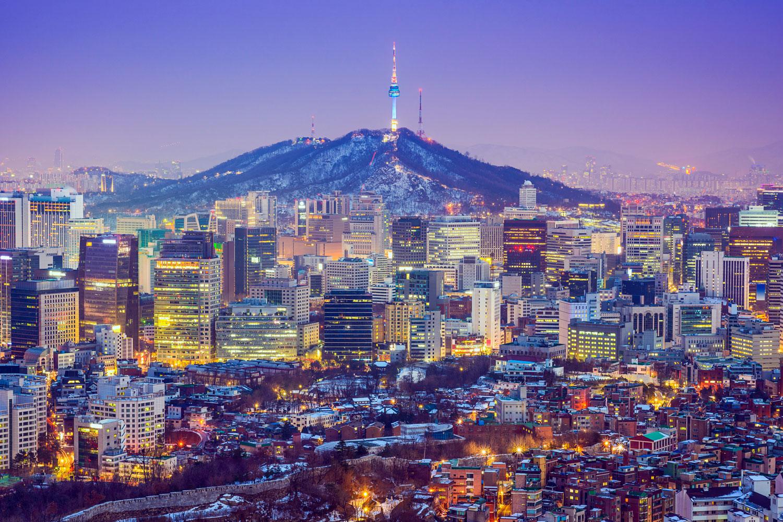 Seoul city travel guide South Korea Judy Joo SquareMeal Lufthansa