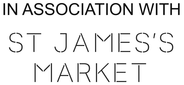 St James's Market London logo