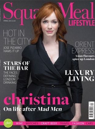 Squaremeal Lifestyle cover