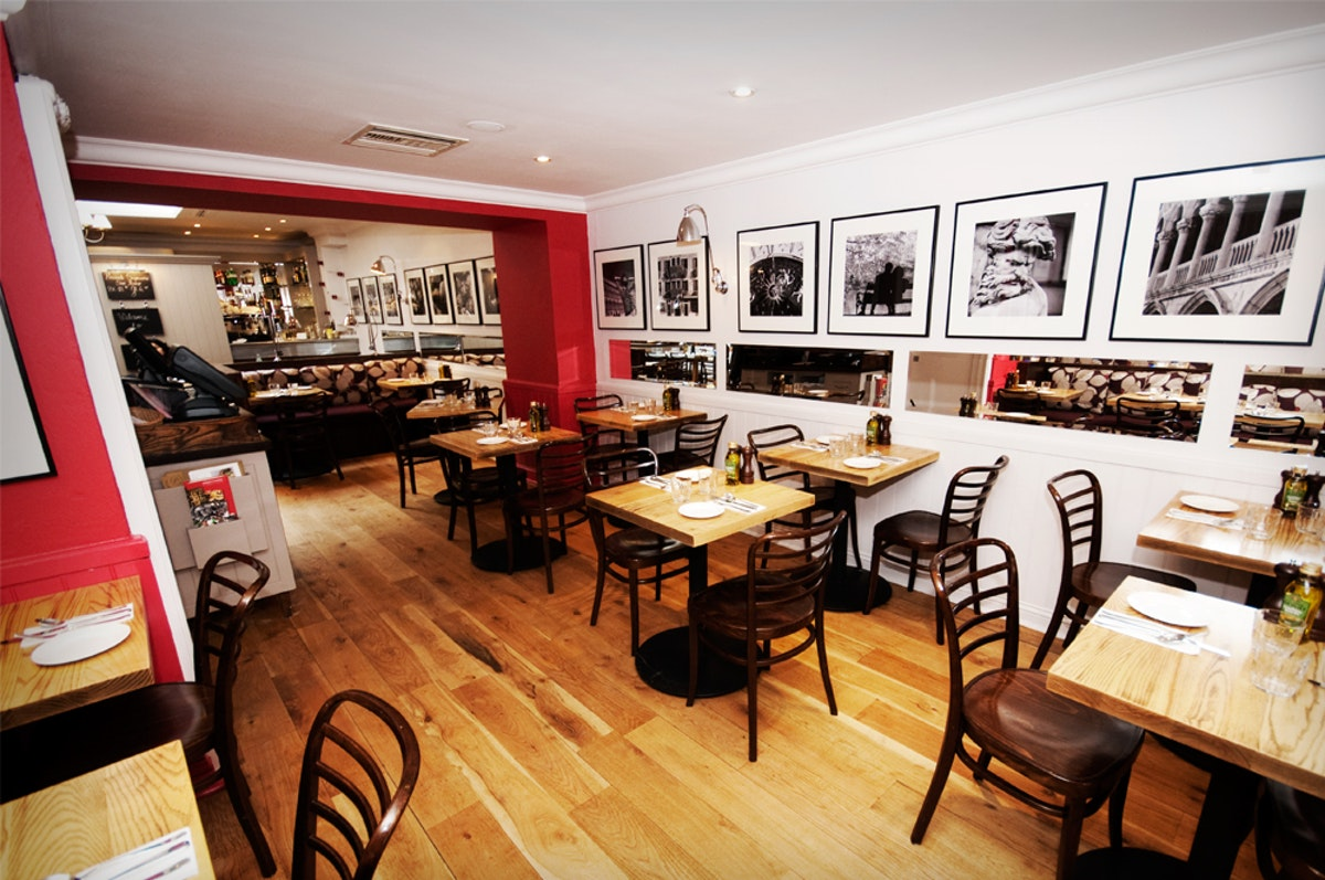 Spaghetti House launches new-look boutique venue