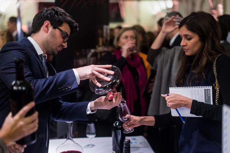 Square Meal tasting 2015 London The Honourable Artillery Company on City Road London Events