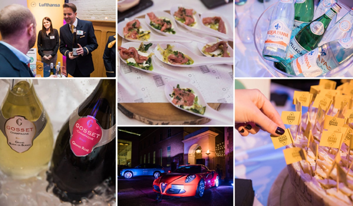 Digesting the SquareMeal Tasting 2017 in association with Lufthansa