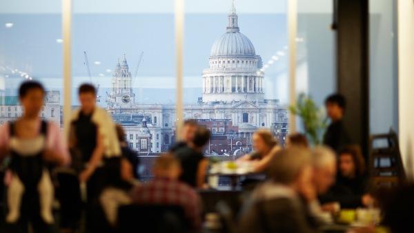 Tate Modern London restaurant