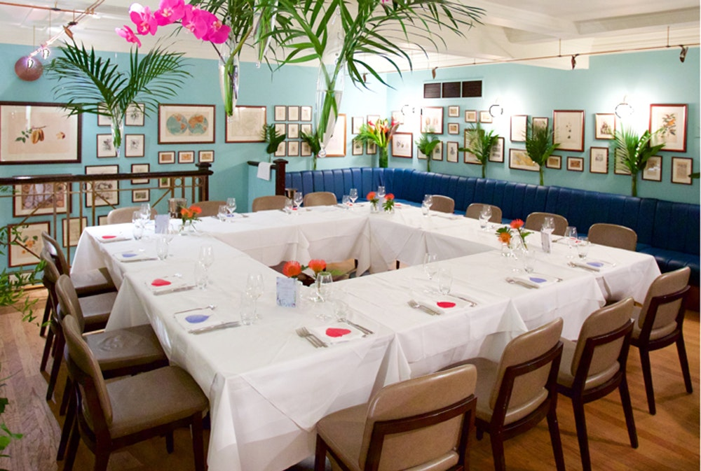 The Cinnamon Club Private Dining Room